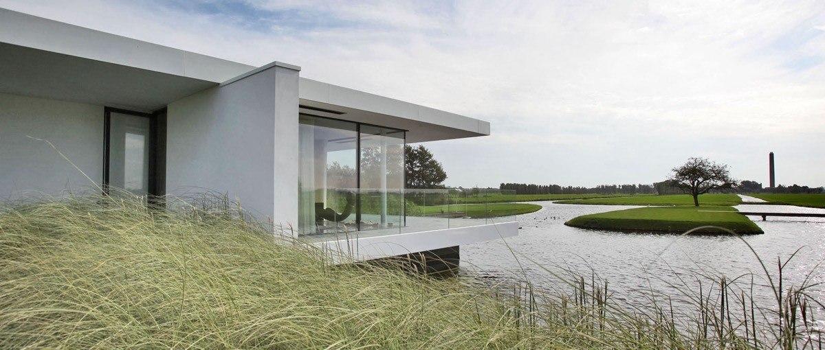 Tuinarchitectuur projecten van arie tuinarchitectuur for Tuinarchitect modern
